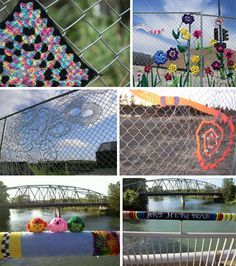 Yarn Bombs! 51 Victims of Knitted Graffiti | WebUrbanist