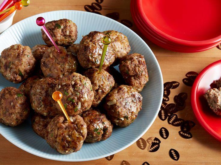 meatballs on Pinterest | Mini meatballs, Food network and Meatball