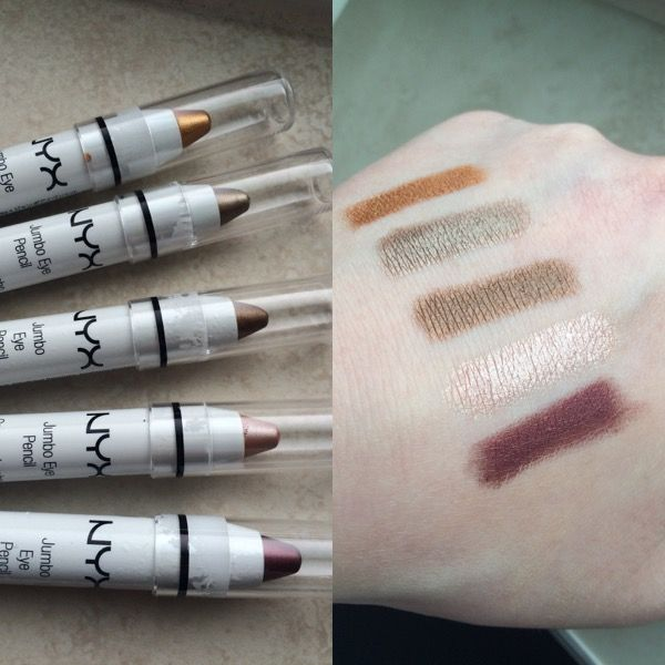 I absolutely LOVE NYX products! By far my favorite drug store brand.