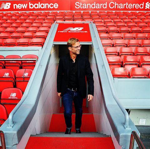 Jurgen Klopp - Liverpool manager