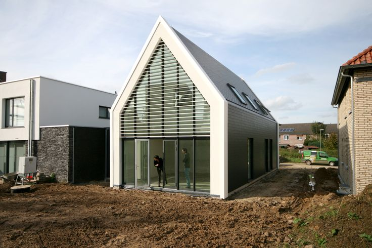 House Bemelen in Limburg. FOAM architecten