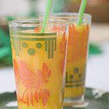 Mangomix - Recept http://www.dansukker.se/se/recept/mangomix-barnkalas.aspx #magno #barnkalas #djungel