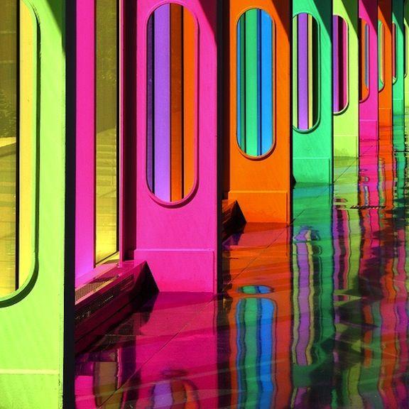 Neon Colors Doors Lol Colors Pinterest Neon