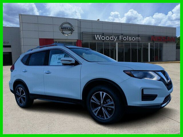 Used 2020 Nissan Rogue Sv 2020 Sv New 2 5l I4 16v Automatic Fwd
