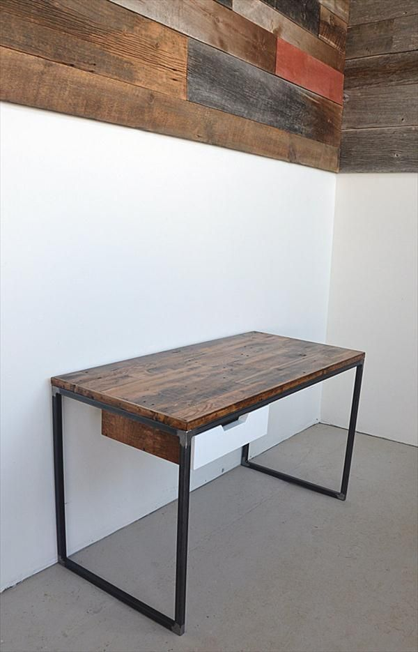upcycle desk idea - Google Search