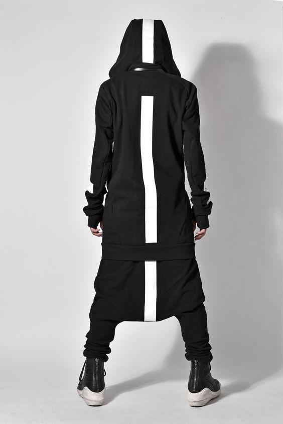 Pin By Dan Bukin On Ninja Streetwear Dystopian Fashion