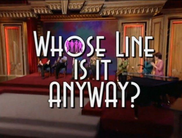 Whose Line Is It Anyway? | 33 Of The Best TV Shows To Binge-Watch