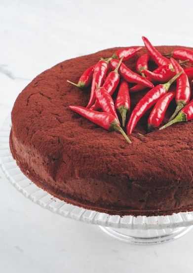 #torta #cioccolato e #peperoncino