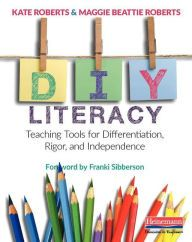 What MRA Board Members are Reading this Summer - DIY Literacy   What's DIY Literacy? It's making your own visual teaching tools instead of buying them. It's using your teaching smarts to get the most from those tools. And it's helping kids think strategically so they can be DIY learners.