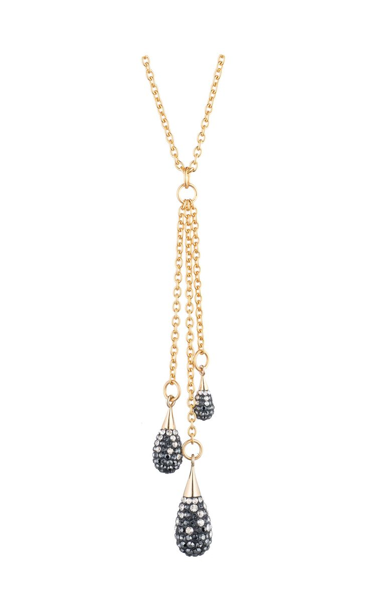 Jewelry Design - Single-Strand Necklace with Swarovski® Crystals and Cable Chain - Fire Mountain Gems and Beads