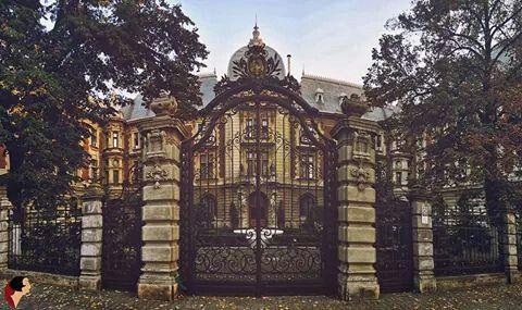 Palatul ministerului de agricultura
