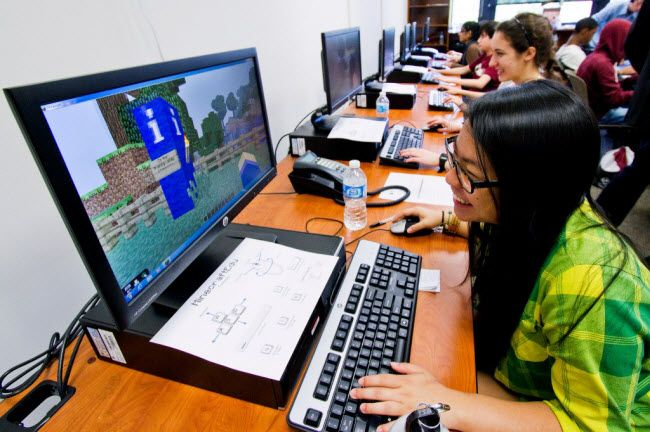 Gaming in Education – Minecraft in Schools? | The Edublogger