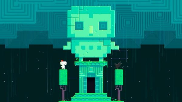 Fez, a game by Phil Fish