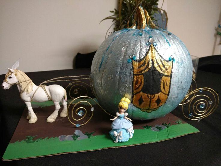 Cinderella's pumpkin carriage                                                                                                                                                                                 More