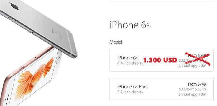 """Was würde ein iPhone 6s """"Made in USA"""" kosten? - https://apfeleimer.de/2016/01/was-wuerde-ein-iphone-6s-made-in-usa-kosten - Diese Woche habenwir Euch ja schon ausführlichdarüber berichtet, das der US-Präsidentschaftskandidat Donald Trump ankündigte, bei einer Wahl den iKonzern zu zwingen, seine Produktionsstandorte in die USA zu verlegen. Wie er das erreichen will, ließ der gute Mann offen. Jetzt haben sich die Expe..."""