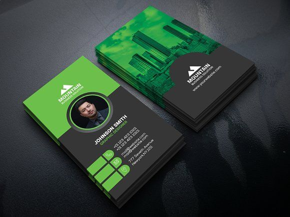 Factory Industrial Business Card Business Card Psd Business Card Template Card Template