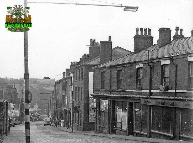 Blackwater Street Rochdale