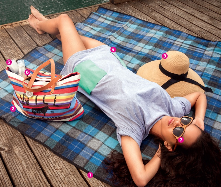 Your checklist for summer lounging.: Portland Style