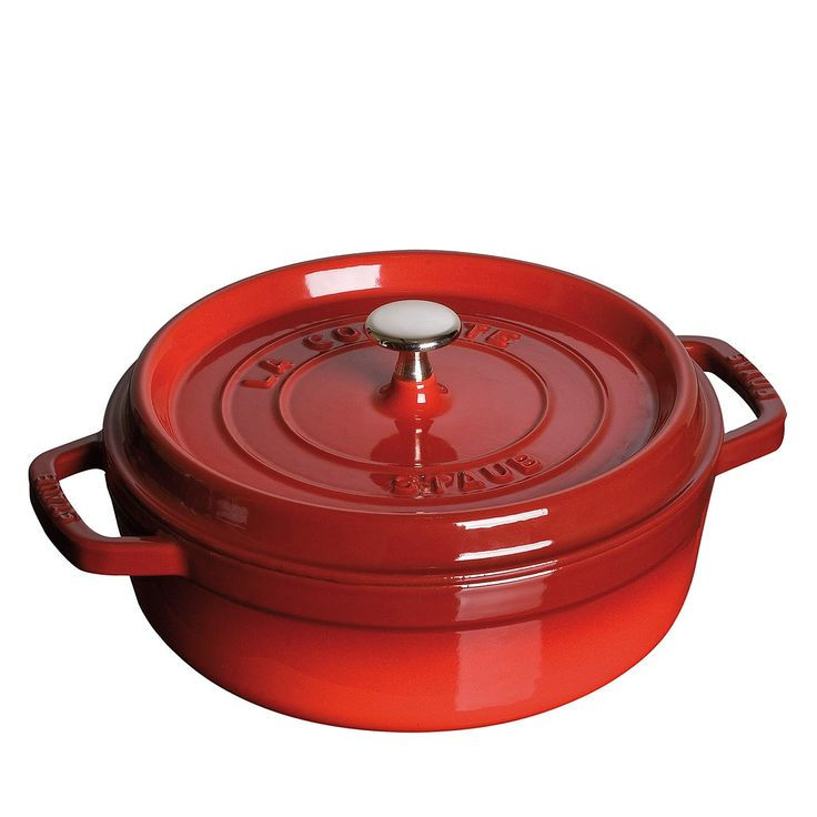 Staub Wide Oval Shallow Cocotte   Bloomingdale's
