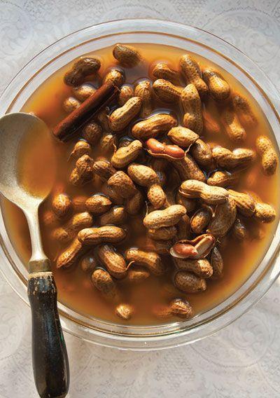 Boiled peanuts, Peanuts and Snacks on Pinterest