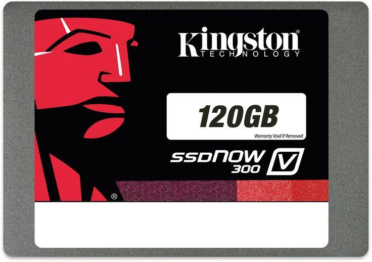 Kingston SSDNow V300 120GB SV300S37A/120G SSD Disk :: DEVesnaf