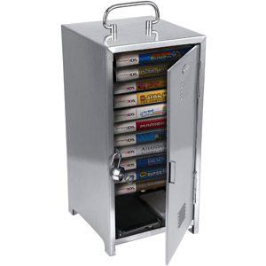 CTA 3DS-LOCK Nintendo 3DS/DSi XL/DSi/DS Game Case Locker (3DS/DSi XL/DSi/DS)