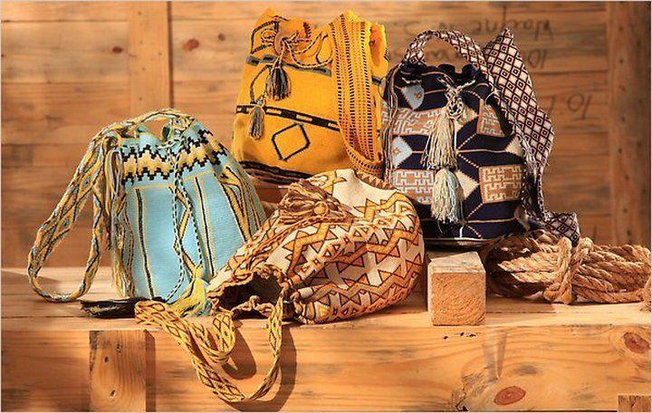 Wayuu - a Bolsa Colombiana comandando o verão!!! - Diva de Plantão