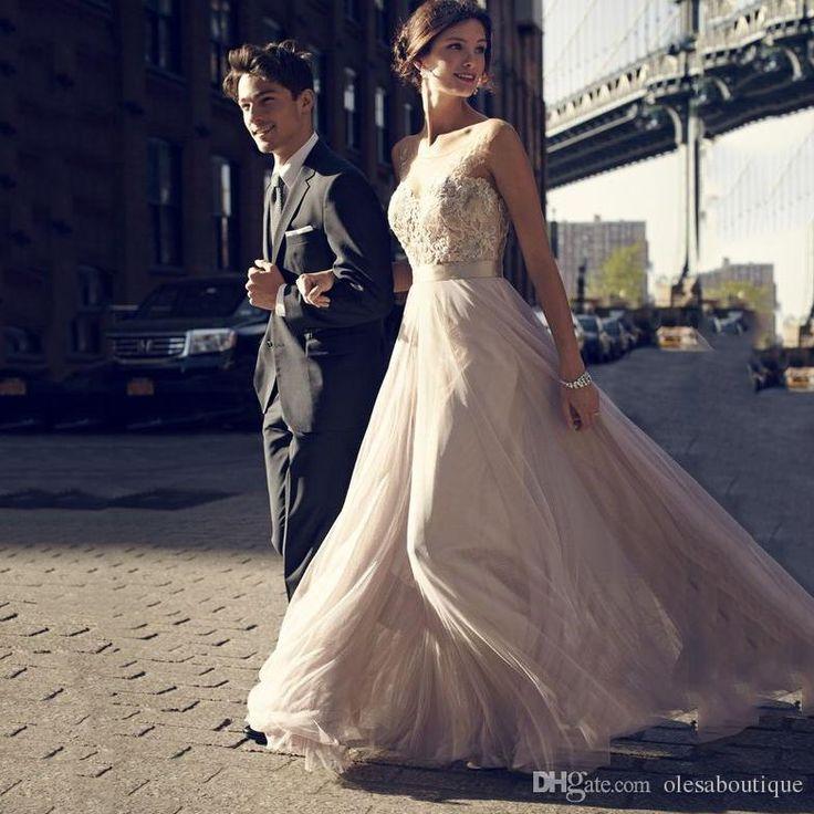 Best Dresses Images On Pinterest Wedding Dressses Marriage