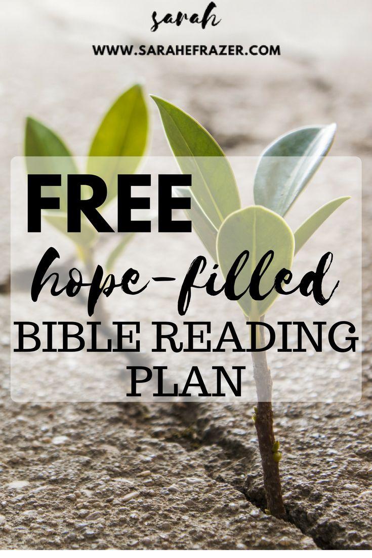 Free Reading plan| Bible Reading Plan on Hope| Bible Reading Plan |free printable| Devotional for Women Struggling with Depression