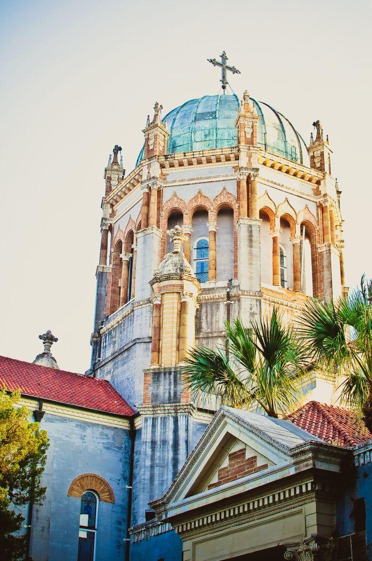 Flagler Memorial Presbyterian Church, St. Augustine, FL