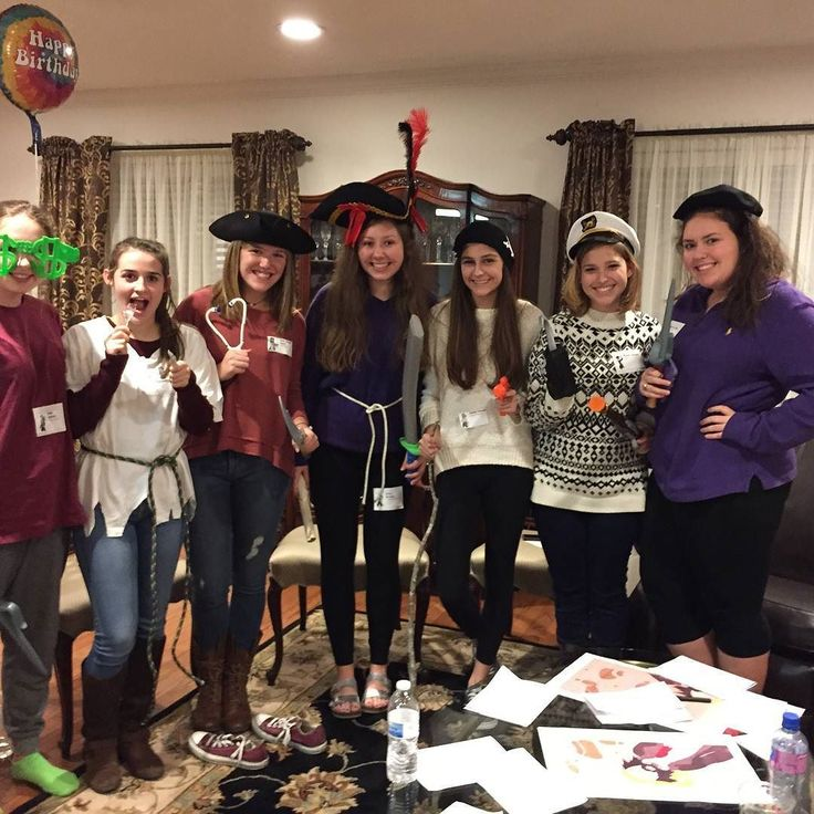 Teen Mystery Parties