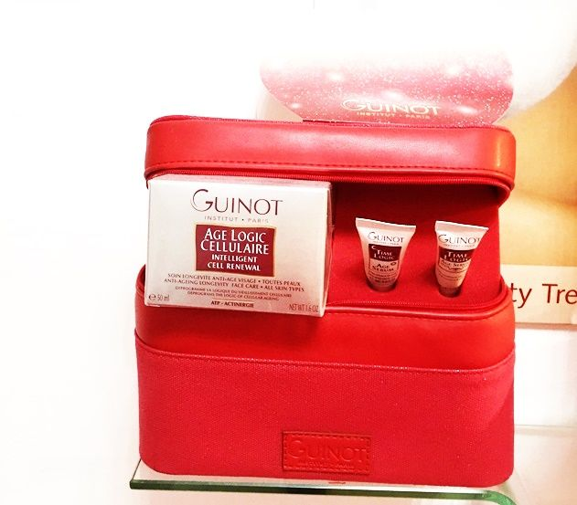 Guinot Christmas pack - Age Logic anti-aging products