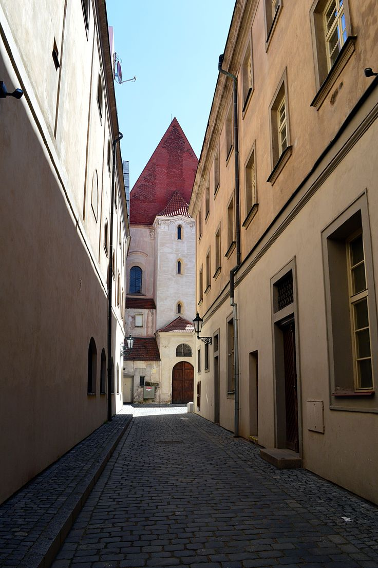 Petites ruelles de Prague