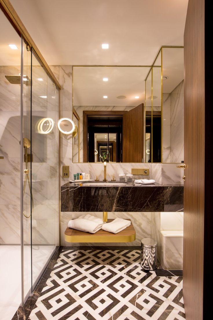 DOOI STUDIO designhotel #luxury #interiordesign #hiltonhotelroom #atheneepalace #bucharest #interior #luxury