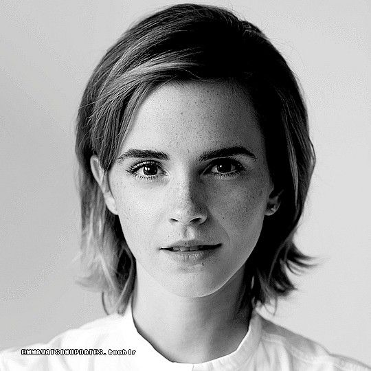 Emma Watson promotes #FromWhereIStand