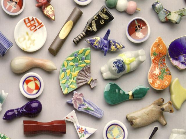 beautiful selection of hashioki
