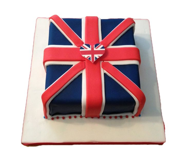 union jack cake - Google Search