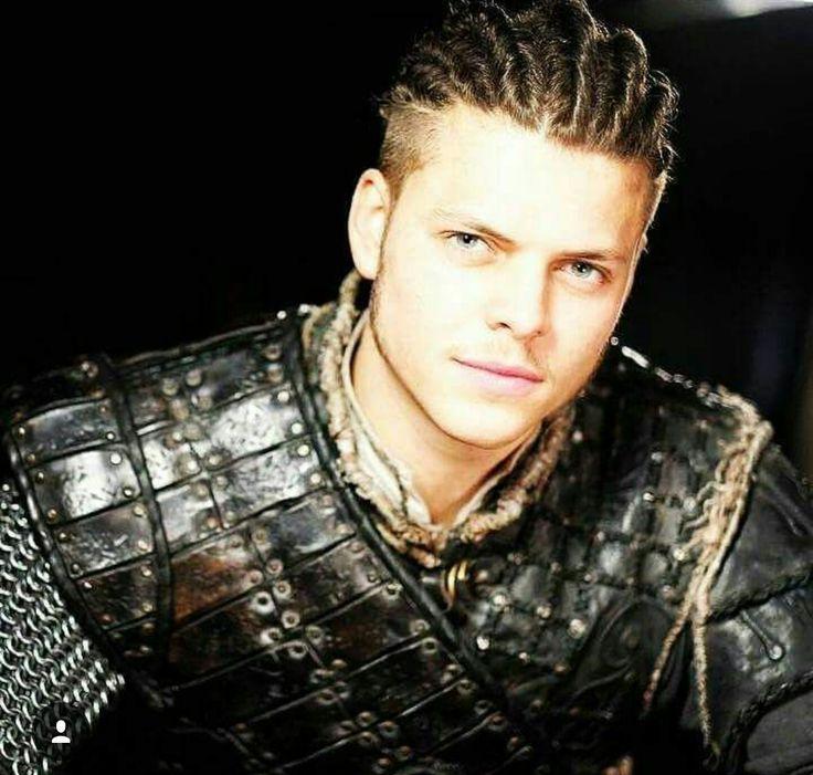 Alex Hoegh Andersen as Ivar the Boneless on Vikings.