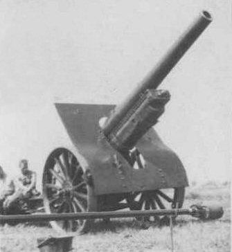 Polish 120mm wz.1878/09/31 and wz.1878/10/31 field guns, pin by Paolo Marzioli