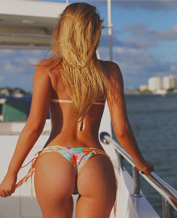 Bikini On Boats 58