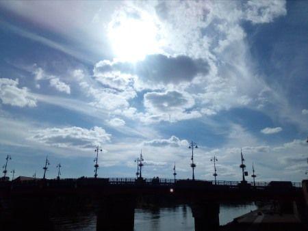 To zdjęcie bierze udział w Konkursie Fotograficznym Empikfoto. Zagłosuj! Piękne niebo – EDZIA