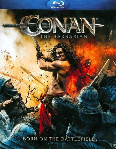 Conan the Barbarian [Blu-ray] [2011]