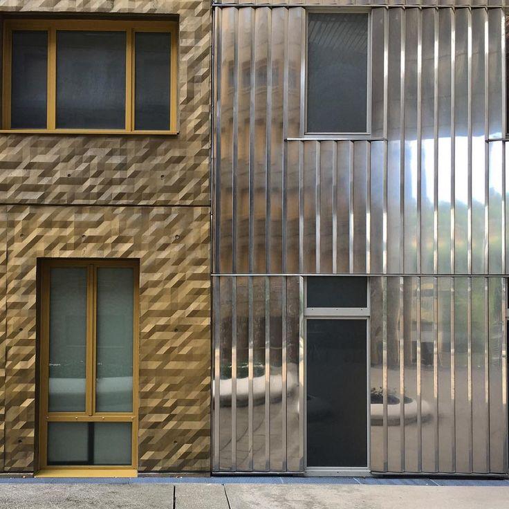 #Francia #France #Lione #Lyon #Confluence #confluenza #fiumi #Rhône #Saône #Monolithe #MVRDV #architettura #architecture