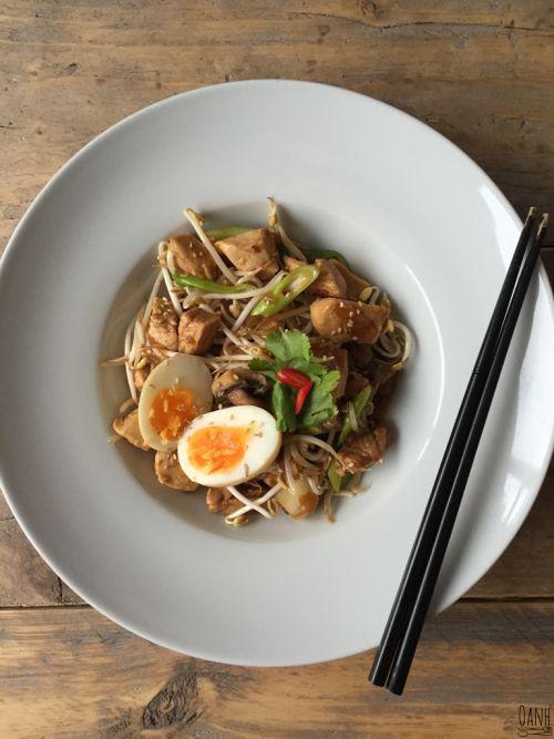 Deze week waren er meerdere verzoekjes voor aziatische gerechten Karen vroeg…