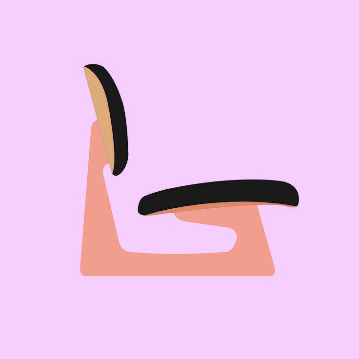 Chou Daisaku-Teiza Chair
