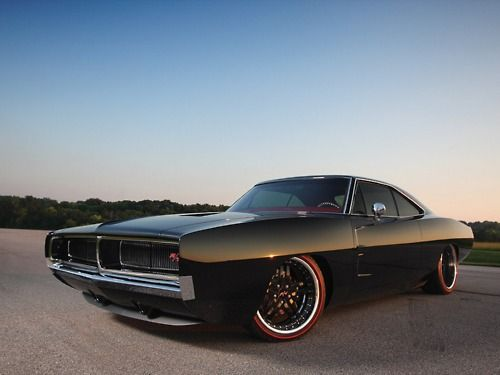 this is a sick charger.