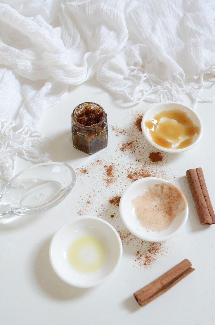 #diy #honey #sugar #plumping #lipscrub