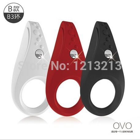 21.53$  Watch now - http://alihpz.shopchina.info/go.php?t=32261740769 - Germany OVO 100%waterproof Powerful Mute Vibrating Cock Ring, Male Delay Glans Penis Ring Vibrator,Sex Products for Men,Sex toys  #buyonline
