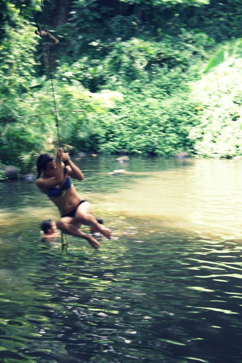 176 best strong images on pinterest bouldering climbing for Swing over water