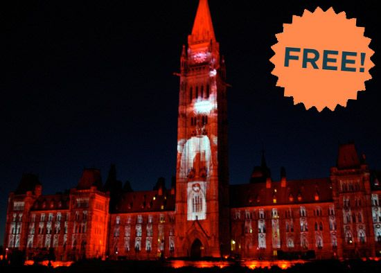 Free Things to Do in Ottawa
